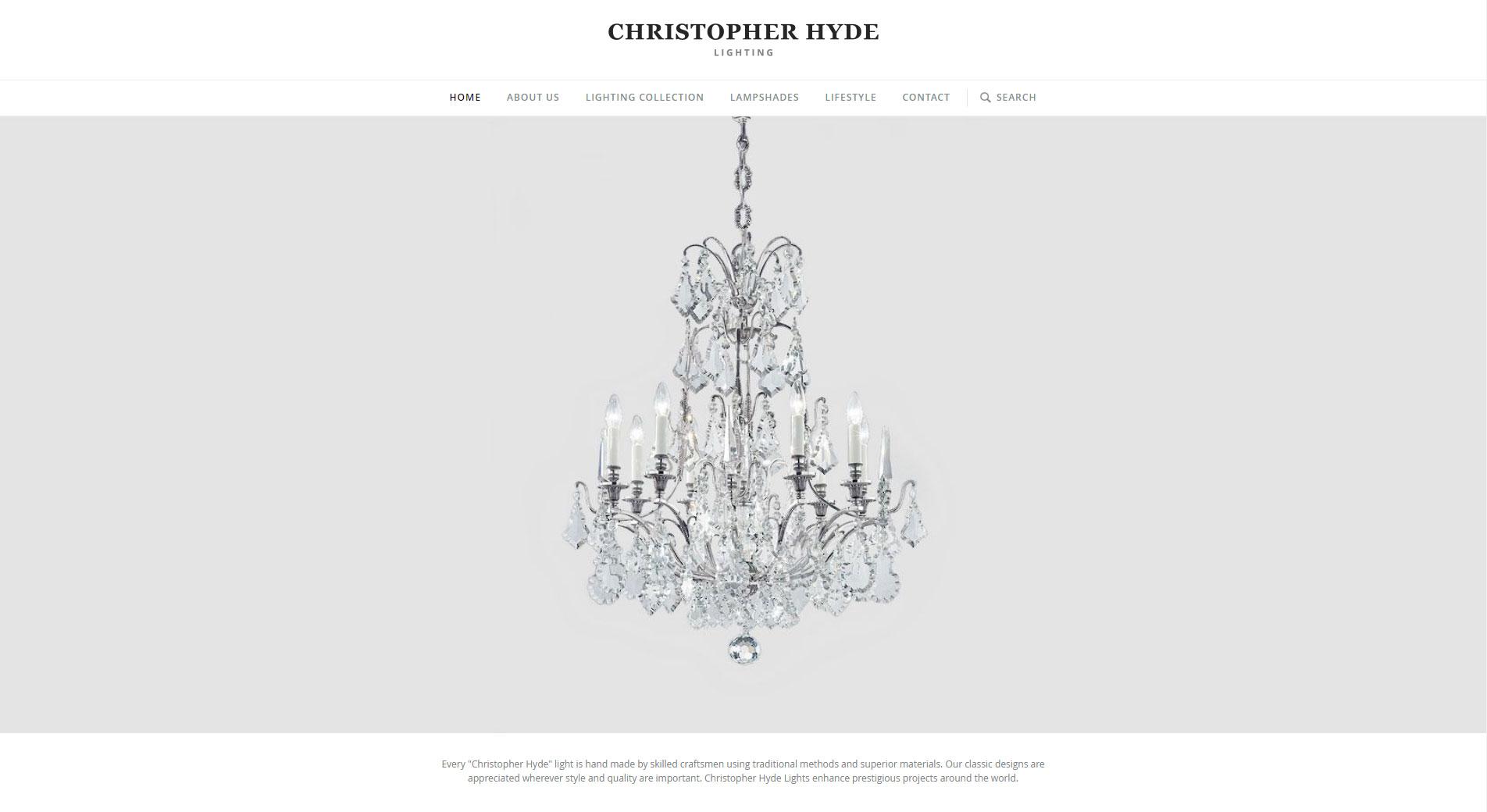 Christopher Hyde - Index