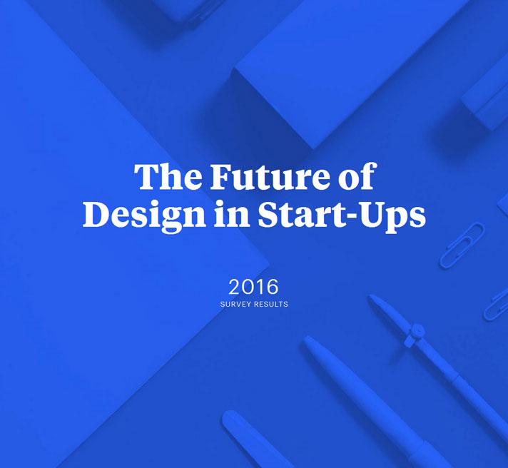 The Future of Design in Start-Ups