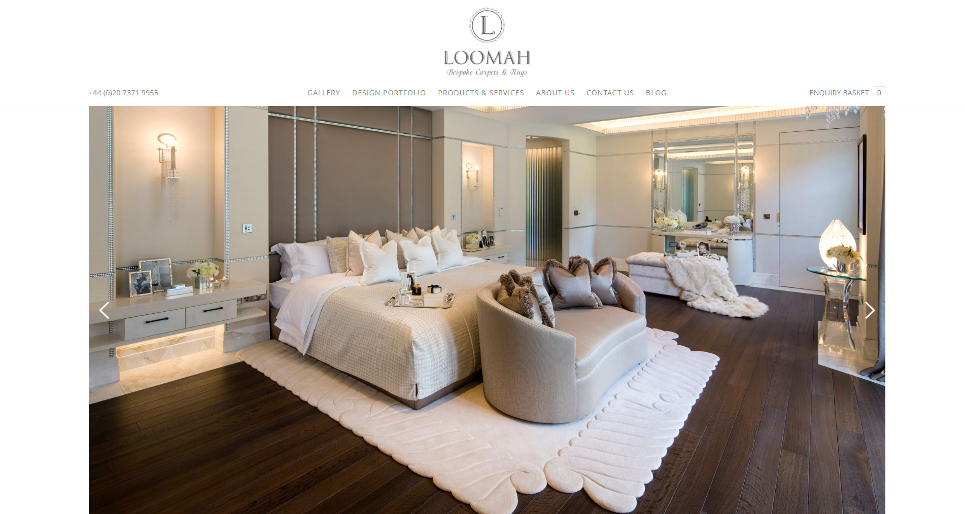 Loomah - Bespoke Carpets and Rugs