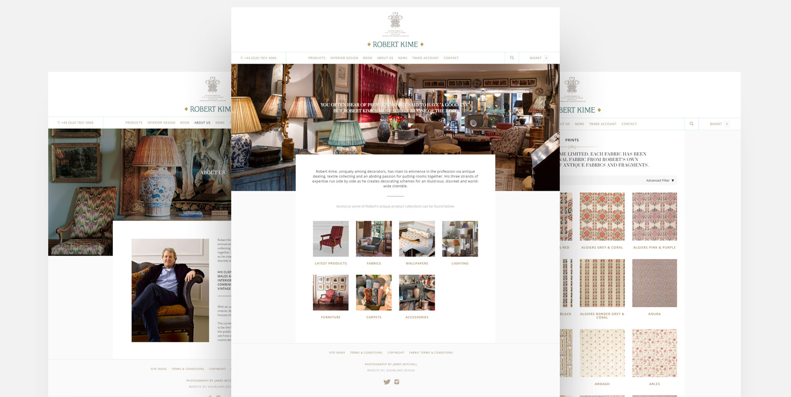 We Focus On Delivering Elegant Sophisticated Web And Print Solutions For The High End Of The Interior Design Industry